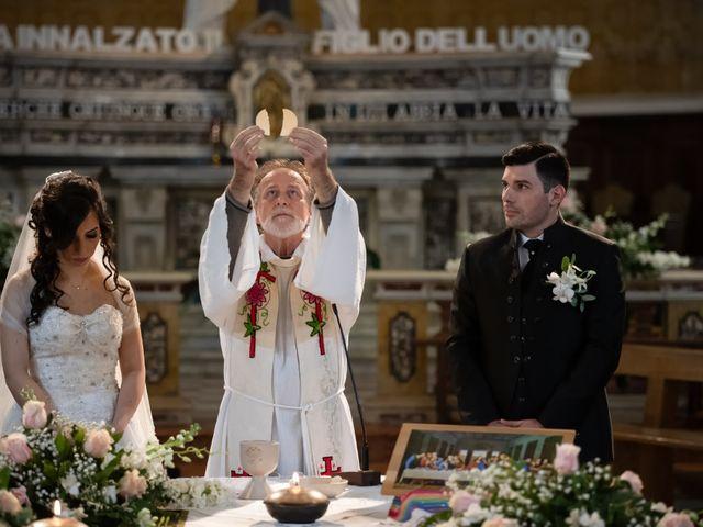 Il matrimonio di Salvatore e Daniela a Castelnovo di Sotto, Reggio Emilia 26