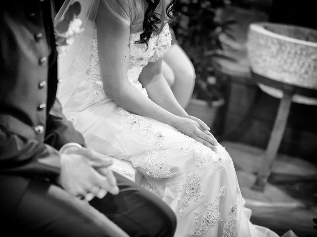 Il matrimonio di Salvatore e Daniela a Castelnovo di Sotto, Reggio Emilia 27