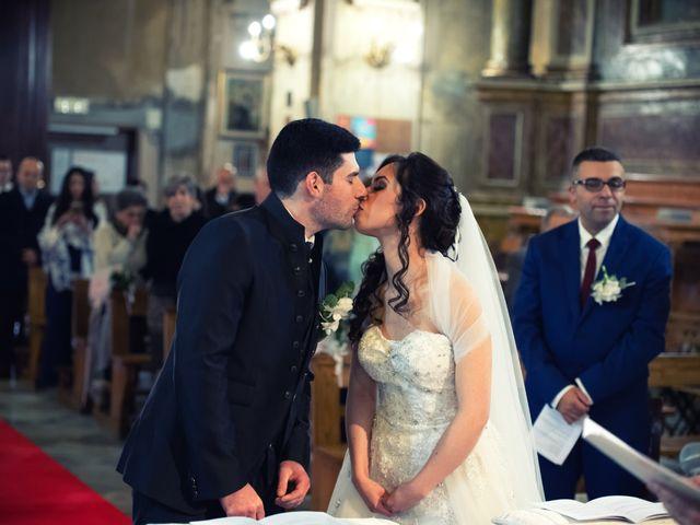 Il matrimonio di Salvatore e Daniela a Castelnovo di Sotto, Reggio Emilia 31