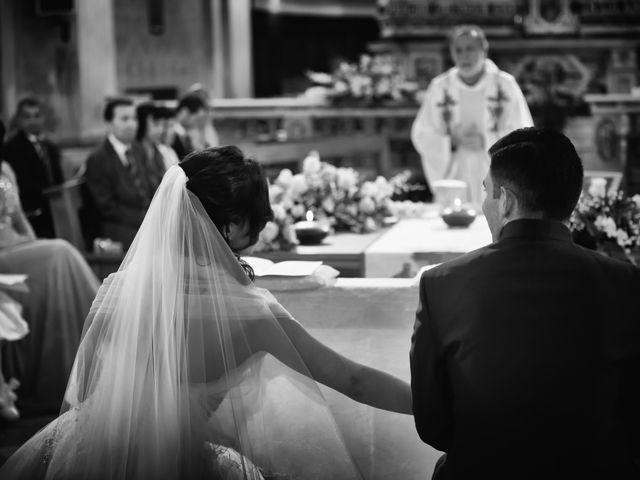 Il matrimonio di Salvatore e Daniela a Castelnovo di Sotto, Reggio Emilia 2