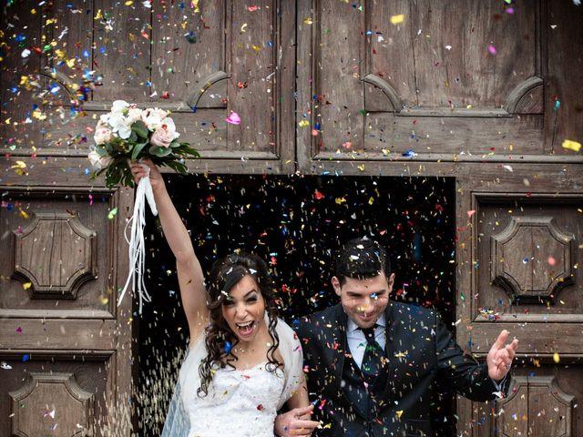 Il matrimonio di Salvatore e Daniela a Castelnovo di Sotto, Reggio Emilia 33