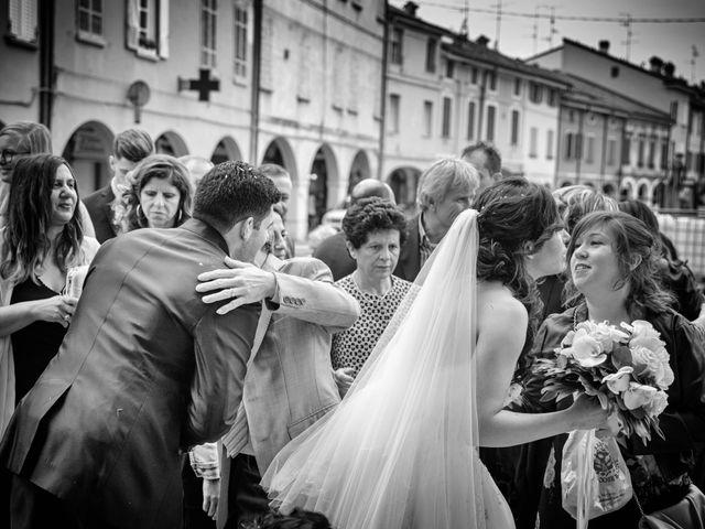 Il matrimonio di Salvatore e Daniela a Castelnovo di Sotto, Reggio Emilia 35