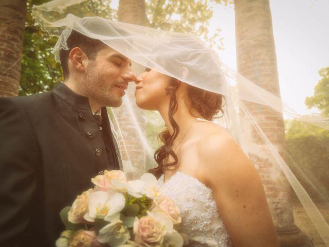 Il matrimonio di Salvatore e Daniela a Castelnovo di Sotto, Reggio Emilia 37