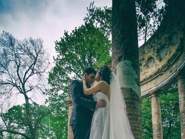 Il matrimonio di Salvatore e Daniela a Castelnovo di Sotto, Reggio Emilia 40