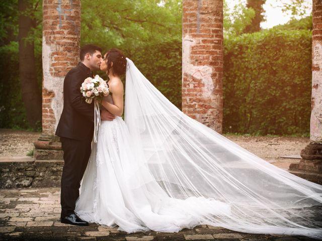 Il matrimonio di Salvatore e Daniela a Castelnovo di Sotto, Reggio Emilia 41
