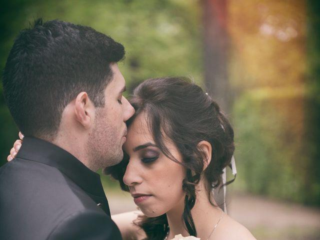 Il matrimonio di Salvatore e Daniela a Castelnovo di Sotto, Reggio Emilia 42