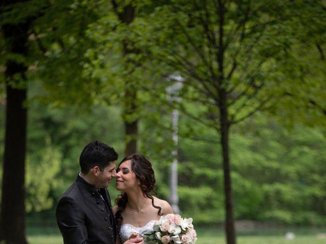Il matrimonio di Salvatore e Daniela a Castelnovo di Sotto, Reggio Emilia 45