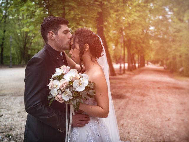 Il matrimonio di Salvatore e Daniela a Castelnovo di Sotto, Reggio Emilia 46