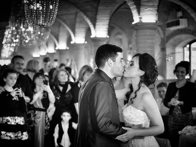 Il matrimonio di Salvatore e Daniela a Castelnovo di Sotto, Reggio Emilia 59