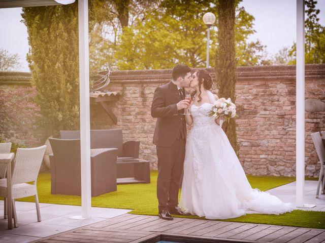 Il matrimonio di Salvatore e Daniela a Castelnovo di Sotto, Reggio Emilia 60
