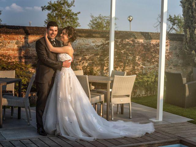 Il matrimonio di Salvatore e Daniela a Castelnovo di Sotto, Reggio Emilia 66