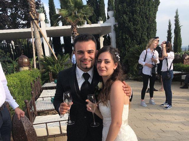 Il matrimonio di Vincenzo e Cindy a Lazise, Verona 4