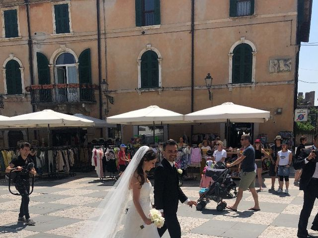 Il matrimonio di Vincenzo e Cindy a Lazise, Verona 5