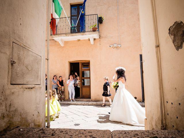 Il matrimonio di Giuseppe e Stephany a Montescaglioso, Matera 7