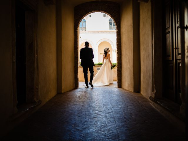 Il matrimonio di Giuseppe e Stephany a Montescaglioso, Matera 8