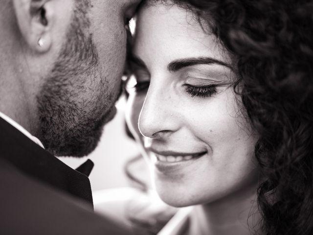 Il matrimonio di Giuseppe e Stephany a Montescaglioso, Matera 9