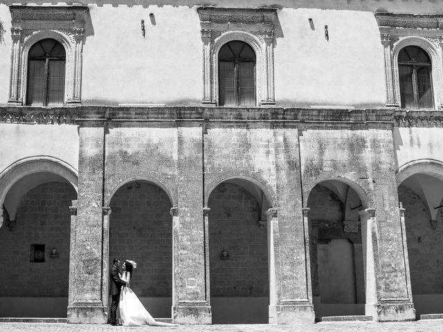 Il matrimonio di Giuseppe e Stephany a Montescaglioso, Matera 1