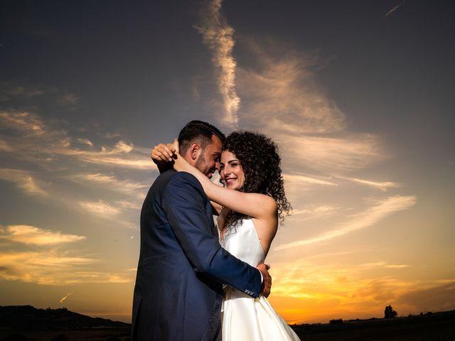 Il matrimonio di Giuseppe e Stephany a Montescaglioso, Matera 2