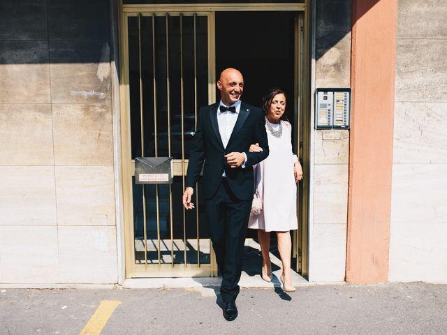 Il matrimonio di Matteo e Nicole a La Spezia, La Spezia 34