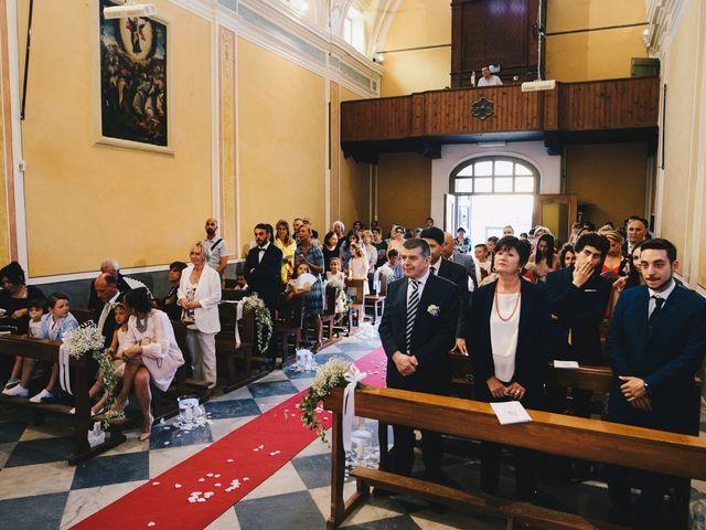 Il matrimonio di Matteo e Nicole a La Spezia, La Spezia 51