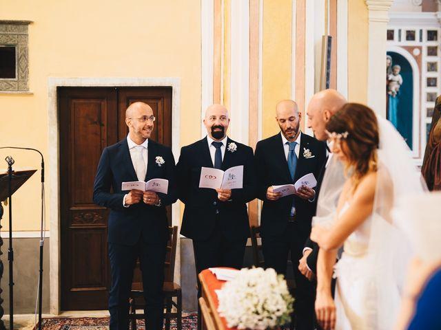 Il matrimonio di Matteo e Nicole a La Spezia, La Spezia 56