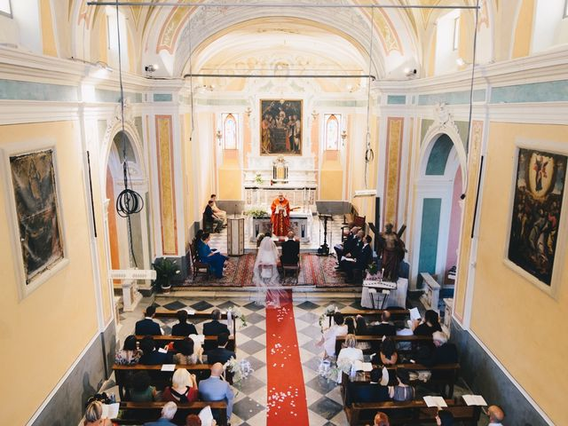 Il matrimonio di Matteo e Nicole a La Spezia, La Spezia 57