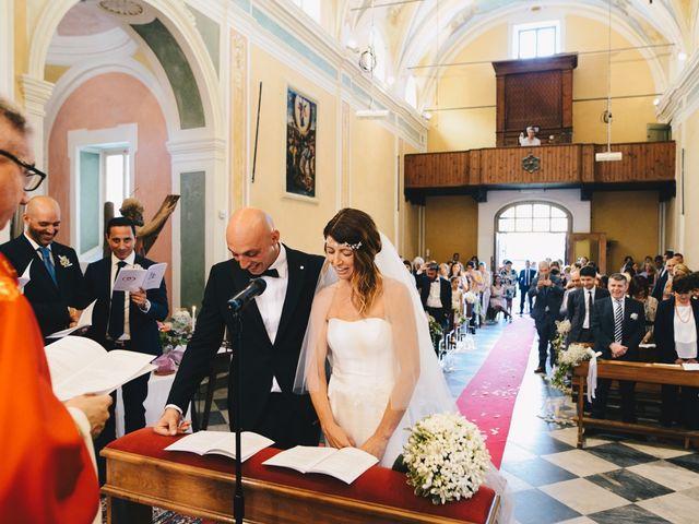 Il matrimonio di Matteo e Nicole a La Spezia, La Spezia 59
