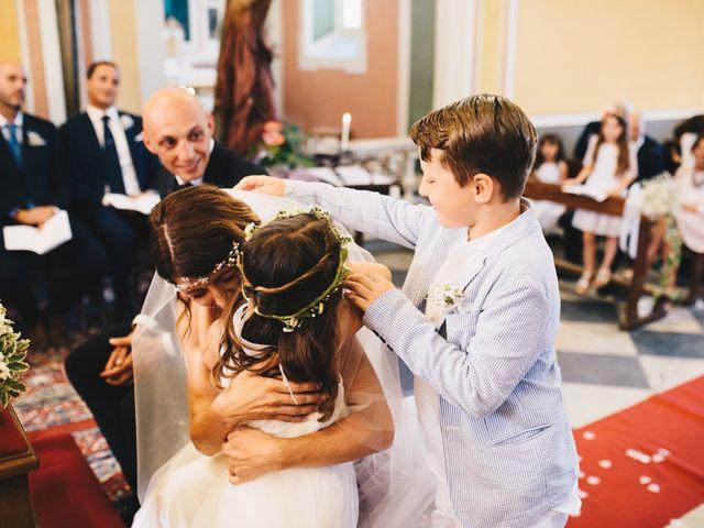 Il matrimonio di Matteo e Nicole a La Spezia, La Spezia 65