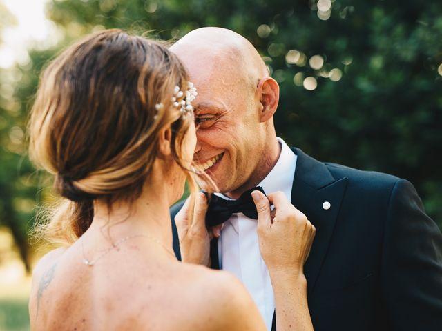 Il matrimonio di Matteo e Nicole a La Spezia, La Spezia 84