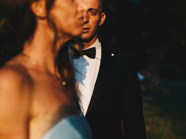 Il matrimonio di Matteo e Nicole a La Spezia, La Spezia 90