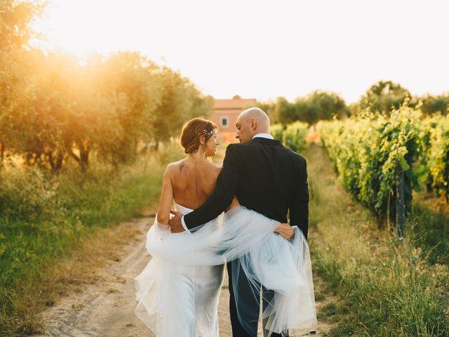 Il matrimonio di Matteo e Nicole a La Spezia, La Spezia 93