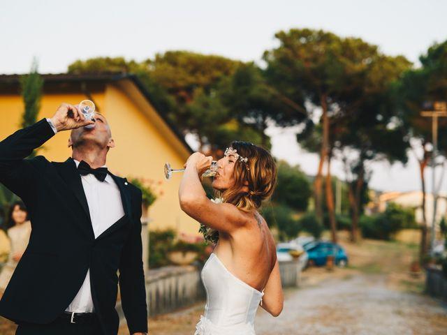 Il matrimonio di Matteo e Nicole a La Spezia, La Spezia 111