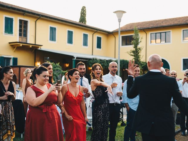 Il matrimonio di Matteo e Nicole a La Spezia, La Spezia 113