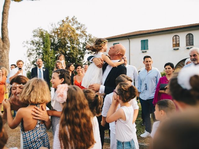 Il matrimonio di Matteo e Nicole a La Spezia, La Spezia 116
