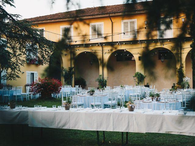 Il matrimonio di Matteo e Nicole a La Spezia, La Spezia 105