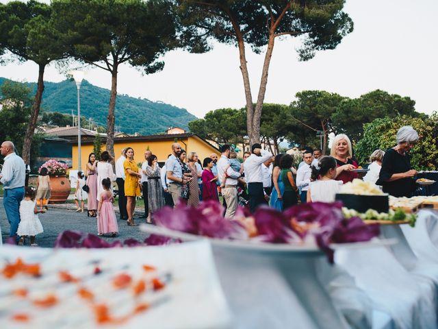 Il matrimonio di Matteo e Nicole a La Spezia, La Spezia 126