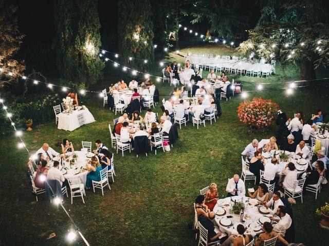Il matrimonio di Matteo e Nicole a La Spezia, La Spezia 136