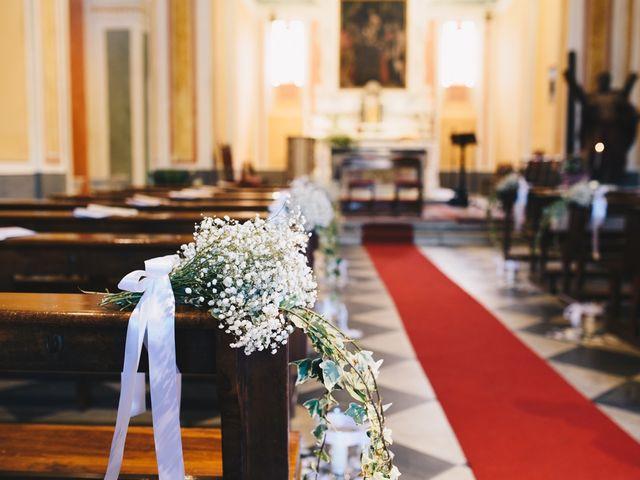 Il matrimonio di Matteo e Nicole a La Spezia, La Spezia 41