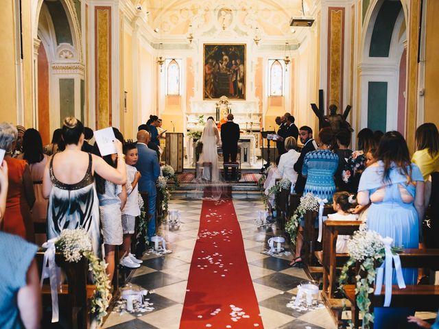 Il matrimonio di Matteo e Nicole a La Spezia, La Spezia 54