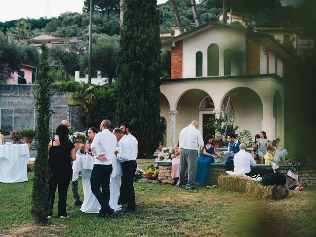 Il matrimonio di Matteo e Nicole a La Spezia, La Spezia 124