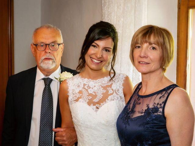 Il matrimonio di Nicola e Ilaria a Domegge di Cadore, Belluno 8