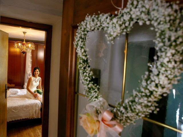 Il matrimonio di Nicola e Ilaria a Domegge di Cadore, Belluno 12