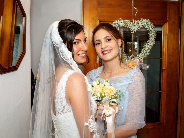Il matrimonio di Nicola e Ilaria a Domegge di Cadore, Belluno 14