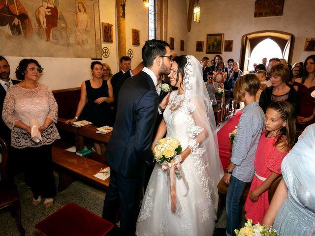 Il matrimonio di Nicola e Ilaria a Domegge di Cadore, Belluno 18
