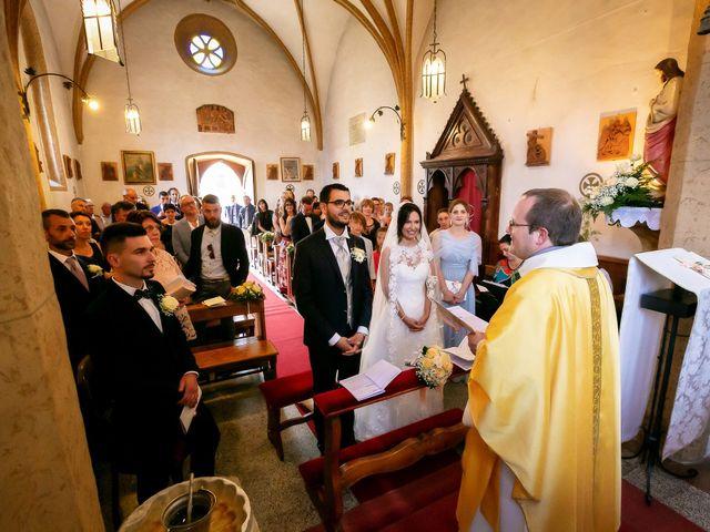 Il matrimonio di Nicola e Ilaria a Domegge di Cadore, Belluno 19
