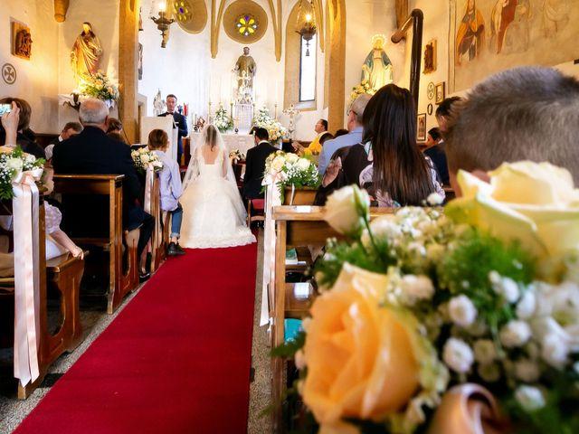 Il matrimonio di Nicola e Ilaria a Domegge di Cadore, Belluno 20