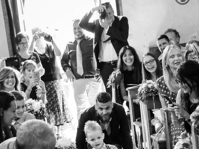 Il matrimonio di Nicola e Ilaria a Domegge di Cadore, Belluno 21