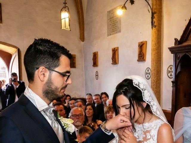 Il matrimonio di Nicola e Ilaria a Domegge di Cadore, Belluno 23