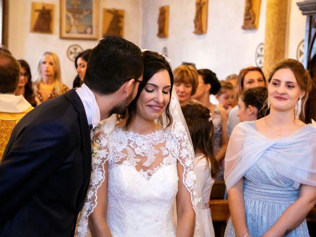 Il matrimonio di Nicola e Ilaria a Domegge di Cadore, Belluno 24