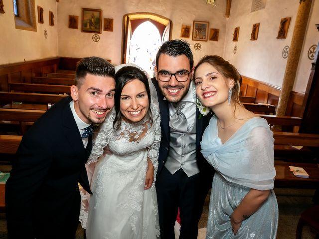 Il matrimonio di Nicola e Ilaria a Domegge di Cadore, Belluno 25